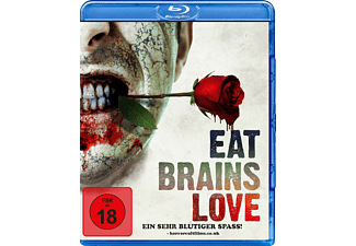 Eat Brains Love [Blu-ray]