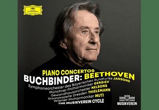 Rudolf Buchbinder - Buchbinder: Beethoven Piano Concertos  - (CD)