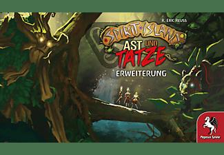 PEGASUS SPIELE Spirit Island: Ast und Tatze [Erweiterung] Brettspiel Mehrfarbig