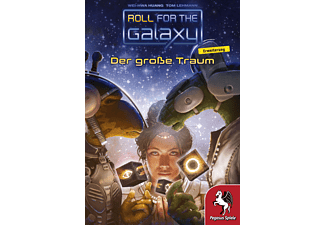 PEGASUS SPIELE Roll for the Galaxy: Der große Traum Brettspiel Mehrfarbig