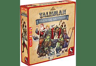 PEGASUS SPIELE Talisman - Legendäre Abenteuer Brettspiel Mehrfarbig