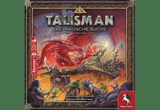 PEGASUS SPIELE Talisman: Die Magische Suche, 4. Edition Brettspiel Mehrfarbig