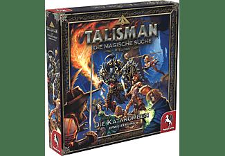 PEGASUS SPIELE Talisman: Die Katakomben [Erweiterung] Brettspiel Mehrfarbig