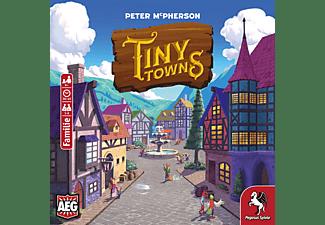 PEGASUS SPIELE Tiny Towns (deutsche Ausgabe) Brettspiel Mehrfarbig