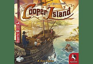 PEGASUS SPIELE Cooper Island (Frosted Games) Brettspiel Mehrfarbig