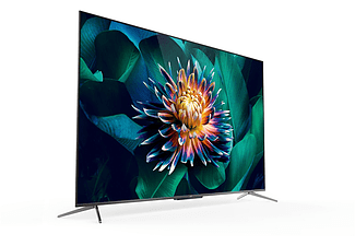 """TV QLED 50"""" - TCL 50C715, Smart TV 4K UHD, AndroidTV, Dolby Atmos, HDR10+, Google Assistant integrado"""