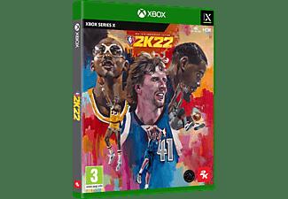 Xbox Series X NBA 2K22 (Ed. 75th Anniversary)