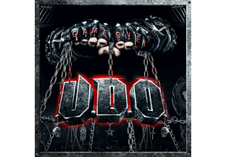 Udo - Game Over [CD]
