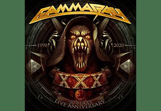 Gamma Ray - 30 Years Live Anniversary [CD + DVD Video]