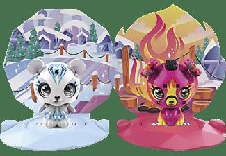 SPIN MASTER ZBL Zoobles - 2 Pack Sortiment Spielfiguren Mehrfarbig