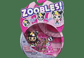 SPIN MASTER ZBL Zoobles - Girls Spielfiguren Mehrfarbig