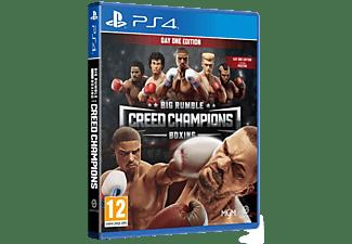 PS4 Big Rumble Boxing: Creed Champions