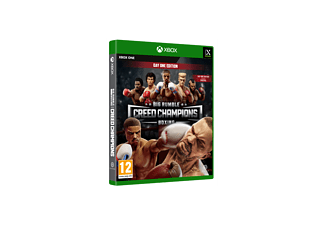 Xbox One Big Rumble Boxing: Creed Champions