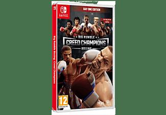Nintendo Switch Big Rumble Boxing: Creed Champions