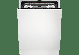 Lavavajillas - AEG FSE73727P, Totalmente Integrable, 15 servicios, 7 programas, 55 cm, AirDry, Blanco