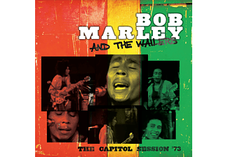 Bob Marley And The Wailers - The Capitol Session '73 (DVD) (Ltd.Coloured 2LP) [Vinyl]