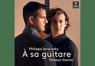 Jaroussky, Philippe/Garcia, Thibaut - A Sa Guitare [CD]