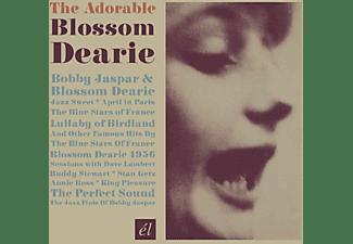 Blossom Dearie - The Adorable Blossom Dearie (3CD Boxset)  - (CD)