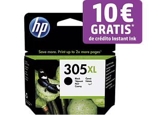 Cartucho de tinta - HP 305XL, Negro, 3YM62AE