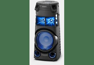 Altavoz - Sony MHC-V43D.CEL, 4.1 Canales, Iluminación ambiental, Karaoke, Bluetooth, Mega Bass, Radio, Negro