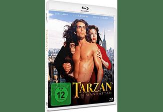 Tarzan In Manhatten [Blu-ray]