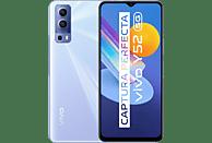 """Móvil - Vivo Y52 5G, Polar Blue, 128GB, 4GB RAM, 6.58"""" Full HD+, Dimensity 700, 5000 mAh, Funtouch OS 11.1"""