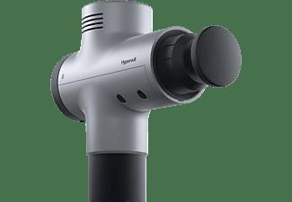 Masajeador - Hyperice Hypervolt, Bluetooth, 3 niveles, Para los músculos, 3200 percusiones por minuto, Gris
