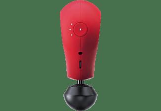 Masajeador - Therabody Theragun Mini, 150 min, 3 Velocidades, Motor Qx35, Tecnología QuietForce, (PRODUCT) RED