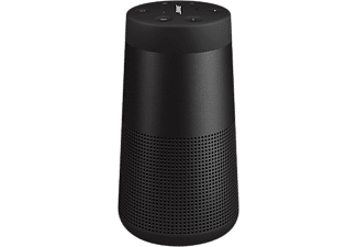 Altavoz inalámbrico - Bose SoundLink Revolve II, 360º, 13 horas, Resistencia al agua IPS5, Bluetooth, Negro