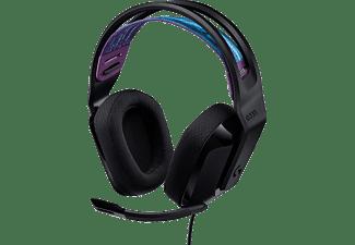 LOGITECH Gaming Headset G335, 3.5mm, Over-Ear, Schwarz
