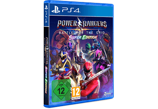 Power Rangers: Battle for the Grid - Super Edition - [PlayStation 4]