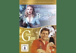 Die Goldene Gans+Das Singende,Klingende Bäumchen [DVD]