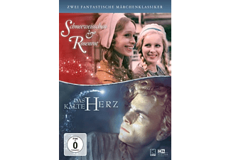 Schneeweißchen Und Rosenrot+Das Kalte Herz [DVD]