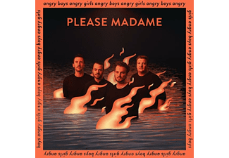 Please Madame - Angry Boys,Angry Girls (LP+MP3) [LP + Download]
