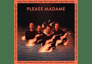 Please Madame - Angry Boys,Angry Girls [CD]