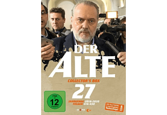 Der Alte-Collector's Box Vol.27 [DVD]