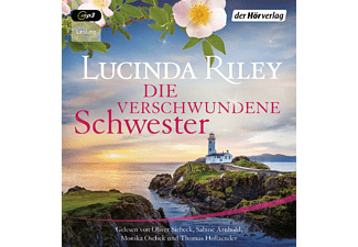 Riley Lucinda - Die verschwundene Schwester  - (MP3-CD)