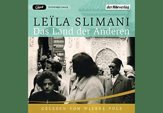 Leïla Slimani - Das Land der Anderen  - (MP3-CD)