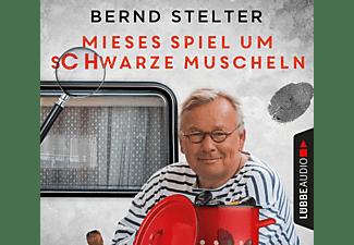 Bernd Stelter - Mieses Spiel um schwarze Muscheln  - (MP3-CD)