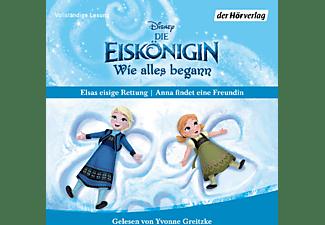 Disney - Die Eiskönigin - Wie alles begann  - (CD)
