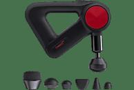 Masajeador - Therabody Theragun Pro, Bluetooth, 6 accesorios, Tecnología QuietForce, OLED, (PRODUCT)RED™
