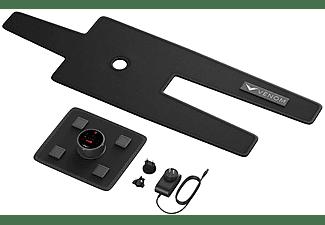 Masajeador - Hyperice Venom, Para las piernas, Nanotecnología, Tres niveles de temperatura, Negro