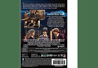 Harry Potter Y La Piedra Filosofal + Magical Movie Mode - 2 DVD