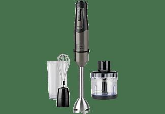 BLACK+DECKER BXHBA1000E Stabmixer Edelstahl/Schwarz (1000 Watt)