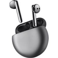 HUAWEI True Wireless Kopfhörer Freebuds 4, Silber