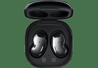 Auriculares inalámbricos- Samsung Galaxy Buds Live, True Wireless, Bluetooth, Ergonómico, Hasta 8 horas, Negro