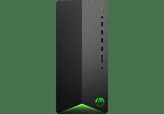 HP Gaming PC Pavilion TG01-2902ng, R5-5600G, 16GB RAM, 1TB SSD, GTX1660 Super, Schwarz