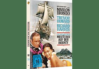 Meuterei auf der Bounty exklusives Limited Mediabook (Cover C limitiert auf 333 Stück, durchnummeriert) Blu-ray + DVD