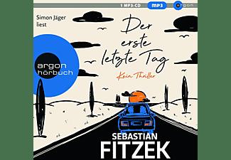 Simon Jäger - Der erste letzte Tag  - (MP3-CD)
