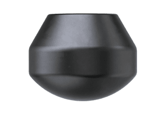 Accesorio aparato médico - Therabody Amortiguador, Recambio, Espuma de celda cerrada, Negro